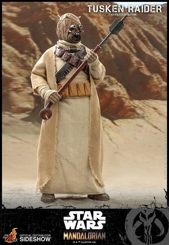 HOT TOYS STAR WARS TUSKEN RAIDER (THE MANDALORIAN) 1/6 TMS028