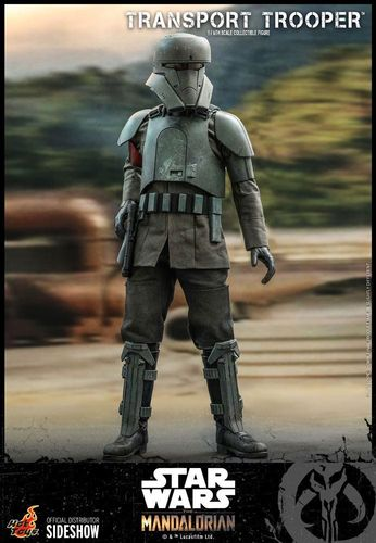 HOT TOYS STAR WARS TRANSPORT TROOPER (THE MANDALORIAN) 1/6 TMS030